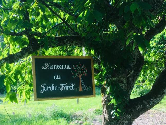 Réunion du Jardin-Forêt