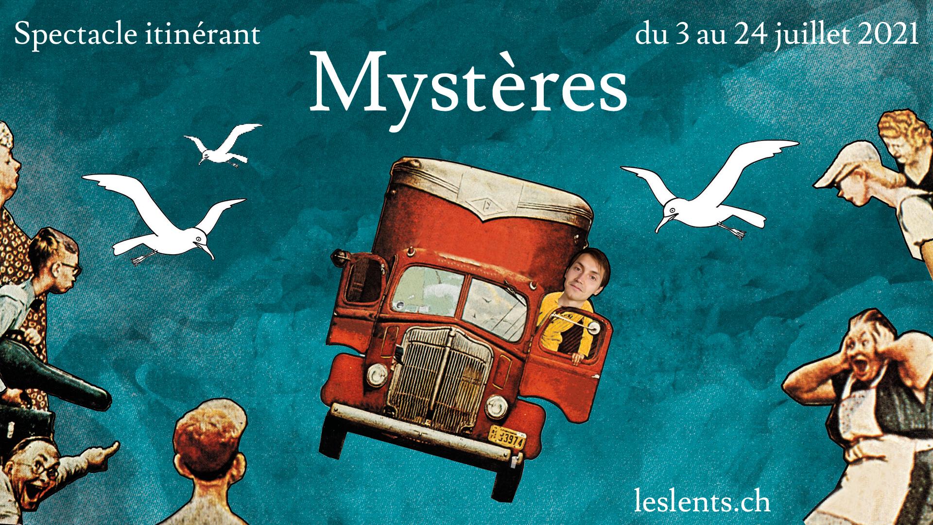 Spectacle Mystères
