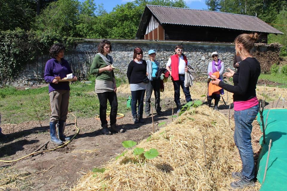 Cycle d'initiation à la permaculture 1
