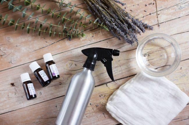 Atelier fabriquer ses produits de nettoyage écologiques maison